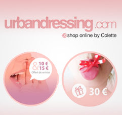 Urbandressing by Colette
